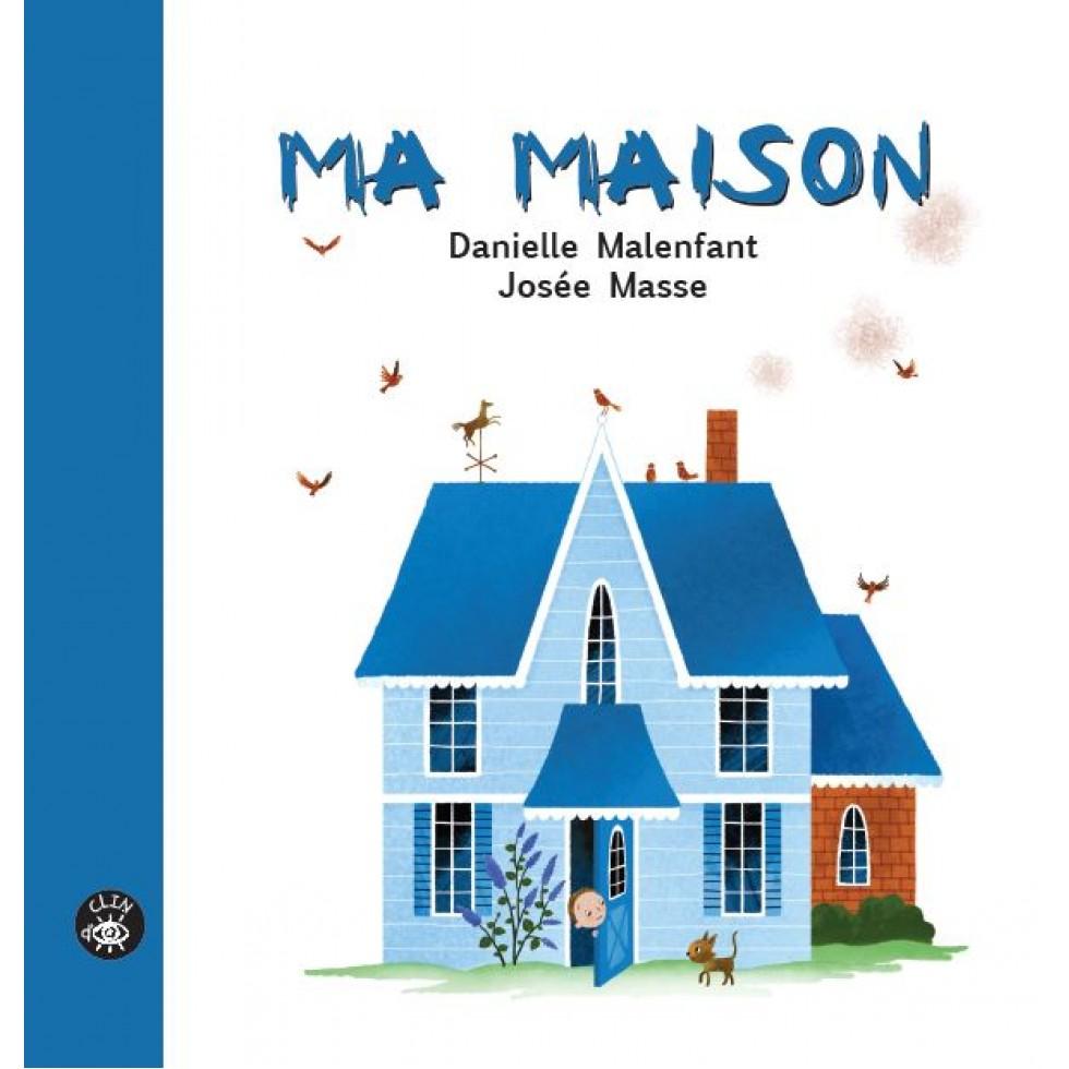 Album illustr ma maison la plume rousse for Personnaliser ma propre maison