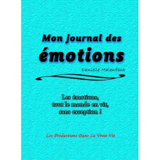 Matériel pédagogique - Mon journal des émotions - 6 à 8 ans