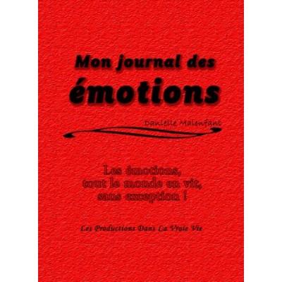 Matériel pédagogique - Mon journal des émotions - 8 à 12 ans